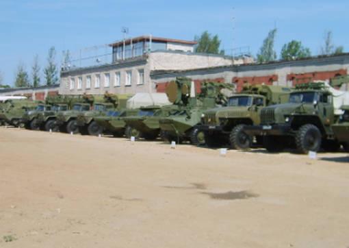 Вольское военное училище тыла