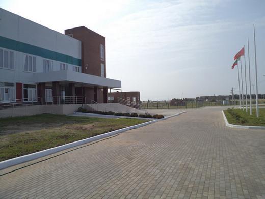 Мое рабочее здание