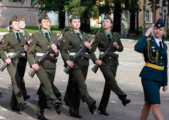 Военные вузы для девушек после 11 класса список