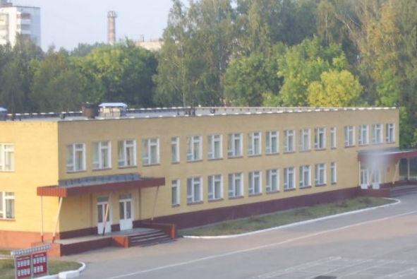 Столовая Смоленской военной академии