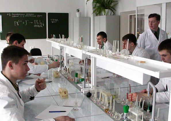 Лабораторная по химии