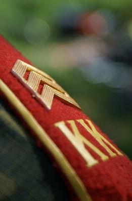 кадесткий погон с сержантскими лычками