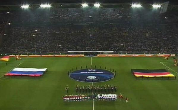 Матч Россия-Германия 2009 года