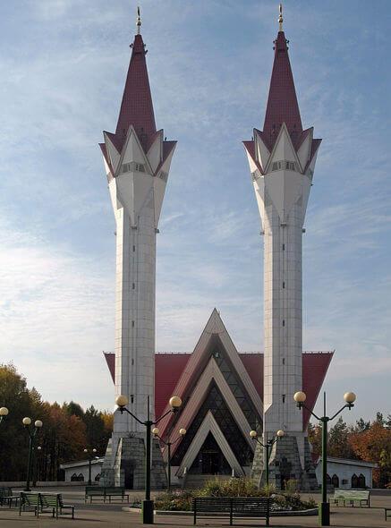 Уфимская мечеть