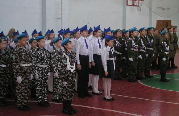 Детские военные сборы