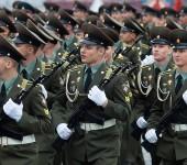 Курсанты военных ВУЗОВ