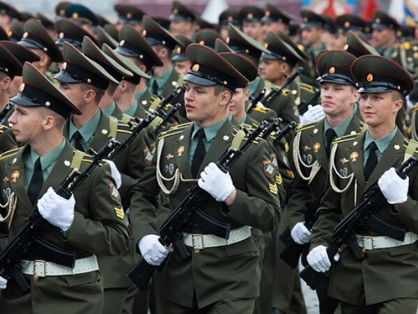 Поступление в военные ВУЗы
