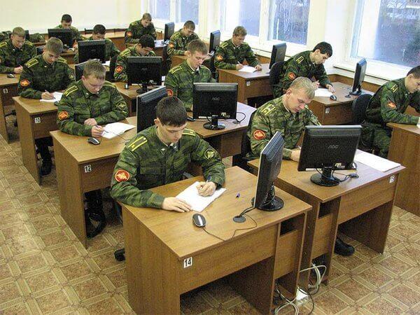 Готовьтесь к поступлению в военные ВУЗЫ заранее